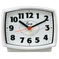 Equity by La Crosse™ Electric Analog Alarm Clock