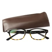 Computer Eyed Vintage +3.00 Optic Computer Reading Glasses, Black/Tortoise
