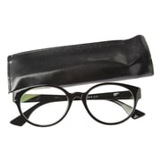 Computer Eyed Retro +3.00 Optic Computer Reading Glasses, Black