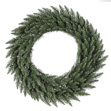 Vickerman 60in. Camdon Fir Wreath With 780 Tips, Green