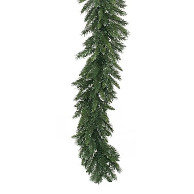 Vickerman 50' x 16in. Unlit Imperial Pine Garland With 1380 PVC Tips