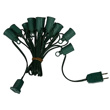 Vickerman C7 1000' x 2000 Socket SPT1 18Ga Wire, Green