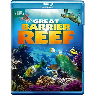 The Great Barrier Reef (BRD + DVD)