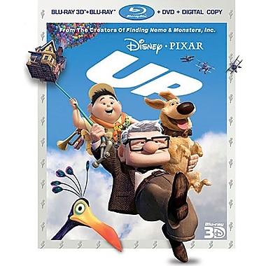 UP 3D (3D BRD + BRD + DVD + Digital Copy)