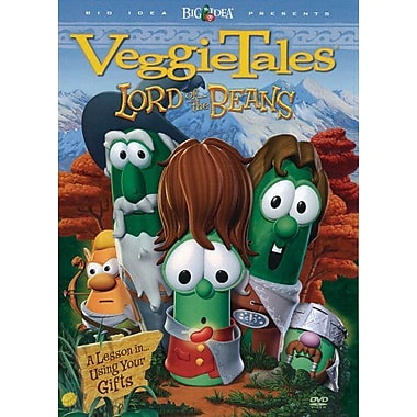 Veggie Tales Lord Of The Beans: A Lesson in Using your Gifts (DVD)