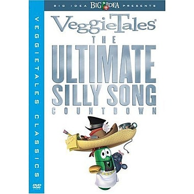 Veggie Tales Ultimate Silly Song Countdown (DVD)