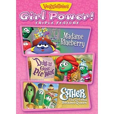 Veggie Tales: Girl Power Triple Feature (DVD)
