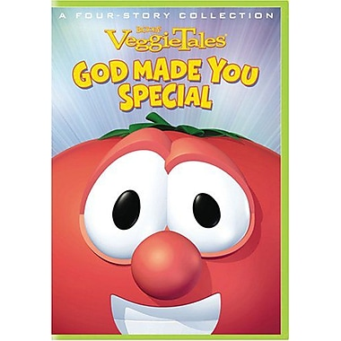 Veggie Tales: God Made You Special (DVD)