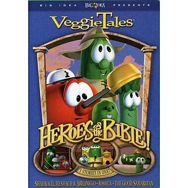 Veggie Tales: Heroes of the Bible (DVD)