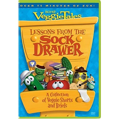 Veggie Tales: Lessons From the Sock Drawer (DVD)