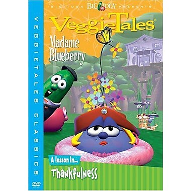Veggie Tales: Madame Butterfly (DVD)