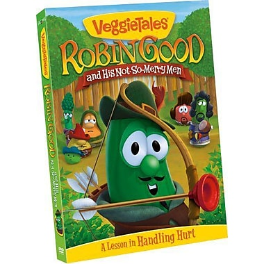 Veggie Tales: Robin Good and His Not So Merry Men (DVD)