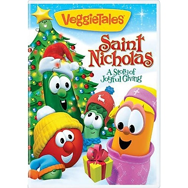 Veggie Tales: St. Nicholas: A Story of Joyful Giving! (DVD)