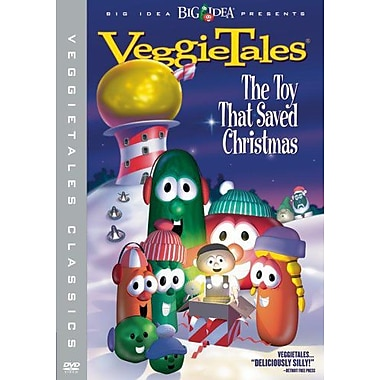 Veggie Tales: The Toy That Saved Christmas (DVD)