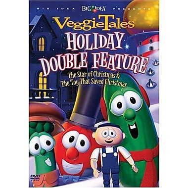 Veggie Tales:Holiday Double Feature (DVD)