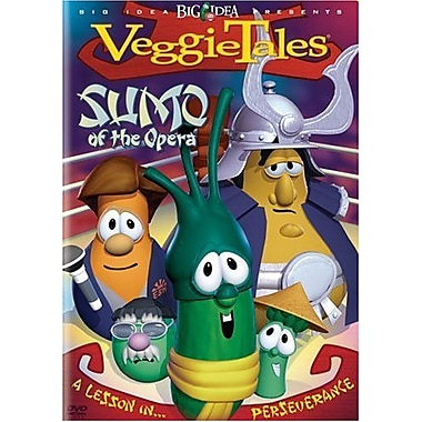 Veggie Tales:Sumo Of The Opera: A Lesson in Perseverance (DVD)