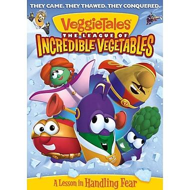 VeggieTales - The League of Incredible Vegetables (DVD)