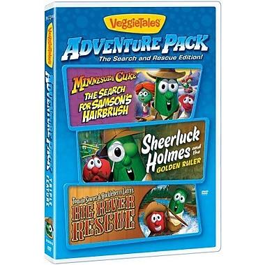 Veggietales Adventure Pack (DVD)