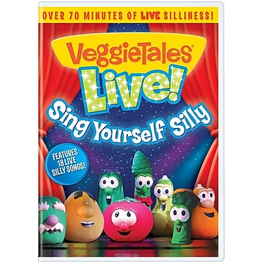 Veggietales Live! Sing Yourself Silly (DVD)