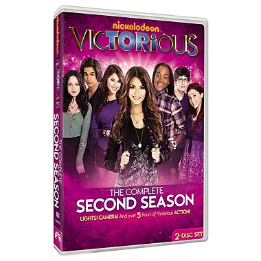 Victorious: The Complete Second Season (DVD)