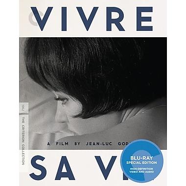 Vivre Sa Vie (BLU-RAY DISC)