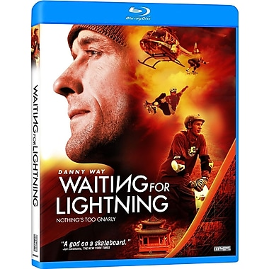 Waiting for Lightning (DISQUE BLU-RAY)