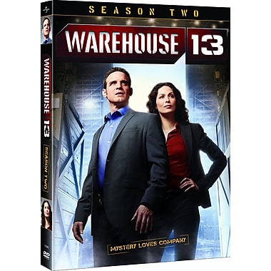 Warehouse 13: Season 2 (DVD)