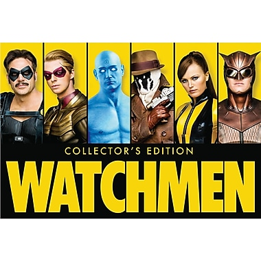 Watchmen Ultimate Collector's Edition (BLU-RAY DISC)