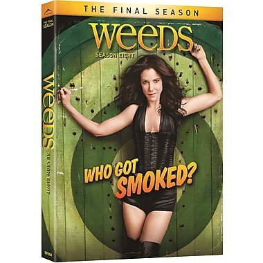 Weeds Season 8 (DVD)