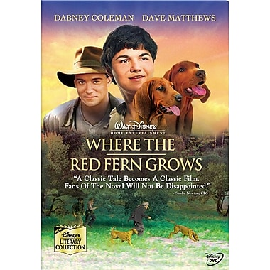 Where The Red Fern Gro (DVD)