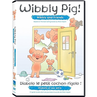 Wibbly Pig - Wibbly and Friends (DVD)