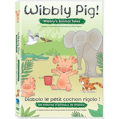 Wibbly Pig - Wibbly's Animal Tales (DVD)