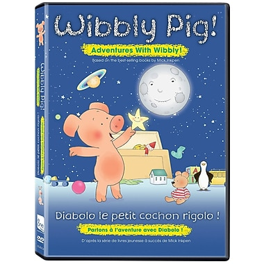 Wibbly Pig: Adventures With Wibbly (DVD)