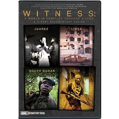 Witness (DVD) 2013
