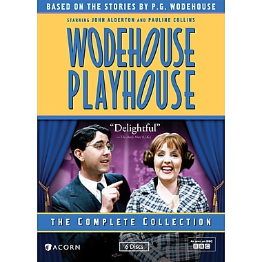 Wodehouse Playhouse Complete (DVD)