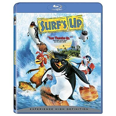 Surf's Up (BLU-RAY DISC)