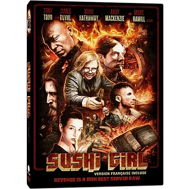 Sushi Girl (DVD)