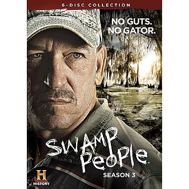 Swamp People Season 3 (DVD)