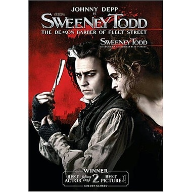 Sweeney Todd (DVD)