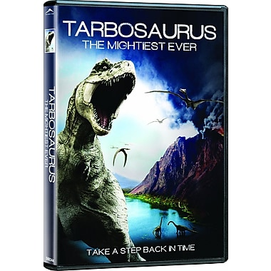Tarbosaurus: The Mightiest Ever (DVD)