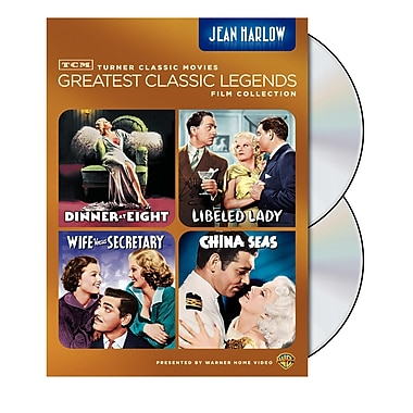 TCM GCF: Legends: Jean Harlow (DVD)