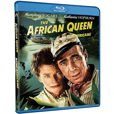 The African Queen (BLU-RAY DISC)