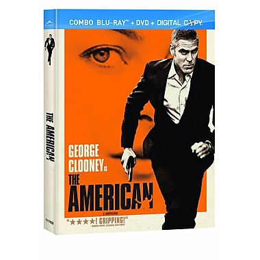 The American (BRD + DVD)