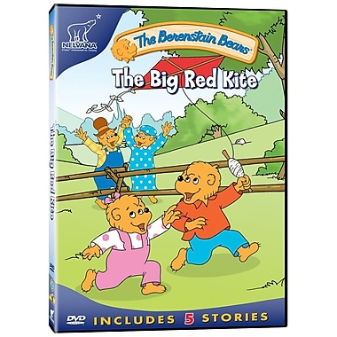 The Berenstain Bears: The Big Red Kite (DVD)