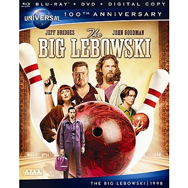 The Big Lebowski (BRD + DVD + Digital Copy)