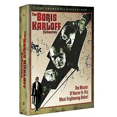 The Boris Karloff Collection (DVD)