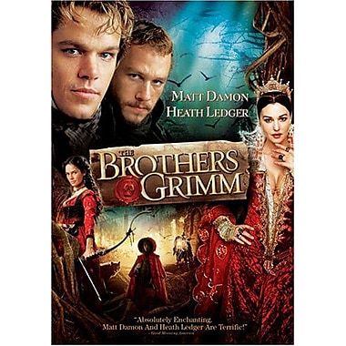 The Brothers Grimm (DVD)
