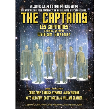The Captains - A Film By William Shatner (DVD)