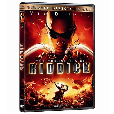 The Chronicles of Riddick (DVD)