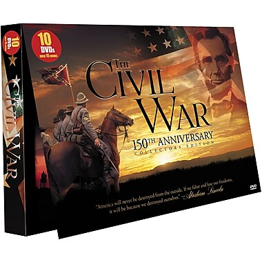 The Civil War - 150th Anniversary (DVD)